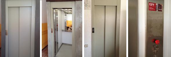 instalacion ascensor las salinas