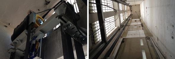 instalacion ascensor colegio san fernando asturias