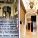 antes y despues rehabilitacion ascensor