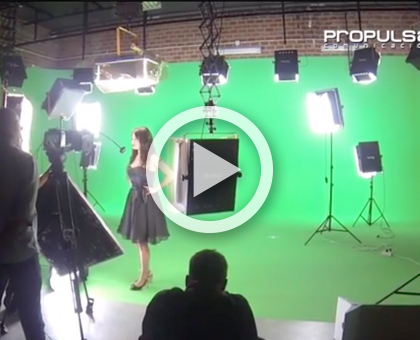 video making of spot mantenimiento