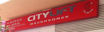fachada citylift alicante