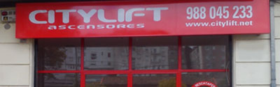 fachada citylift ourense