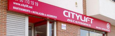 fachada citylift alzira