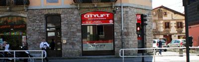 fachada citylift san sebastian