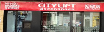 fachada citylift valencia