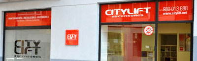 fachada citylift zamora