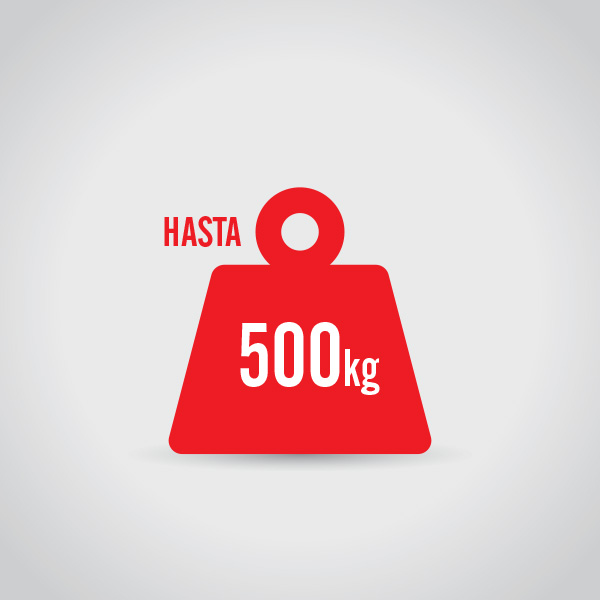 montacargas hasta 500 kg