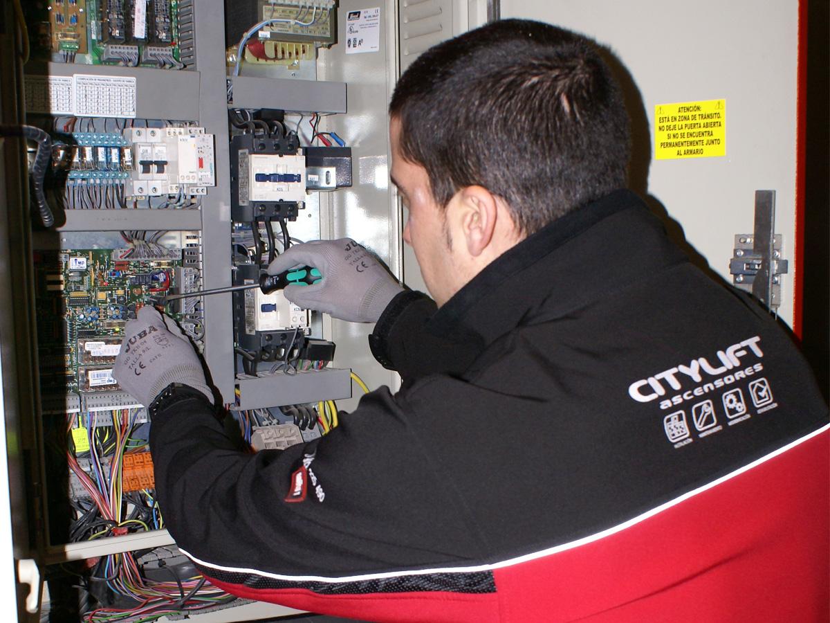 tecnico mantenimiento