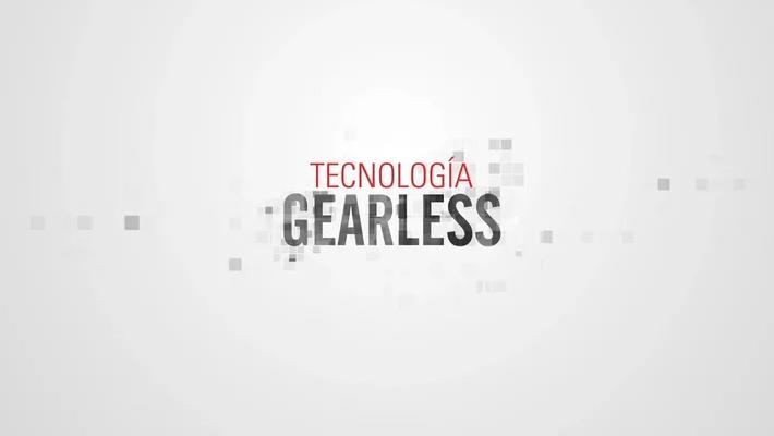 tecnologia gearless