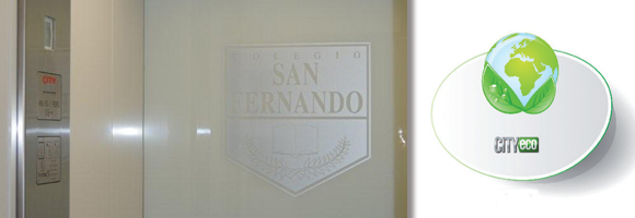 instalacion ascensor en colegio san fernando asturias
