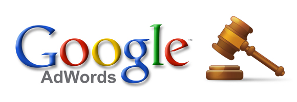 sentencia google adwords