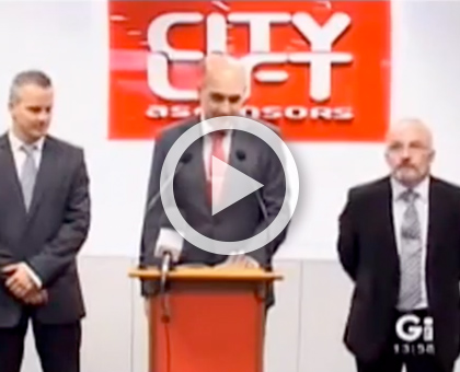 video inauguracion sede central citylift