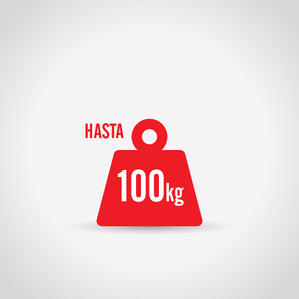 montacargas hasta 100 kg