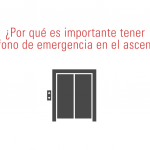 telefono emergencia ascensor