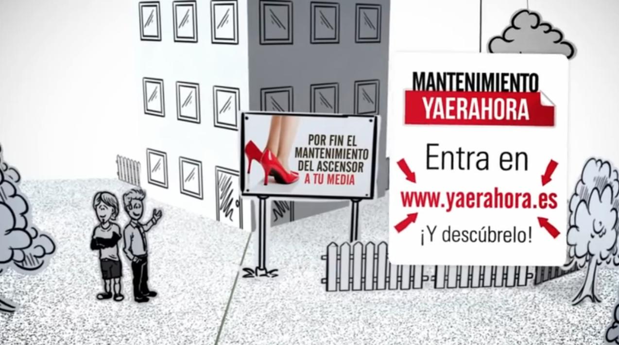 mantenimiento yaerahora