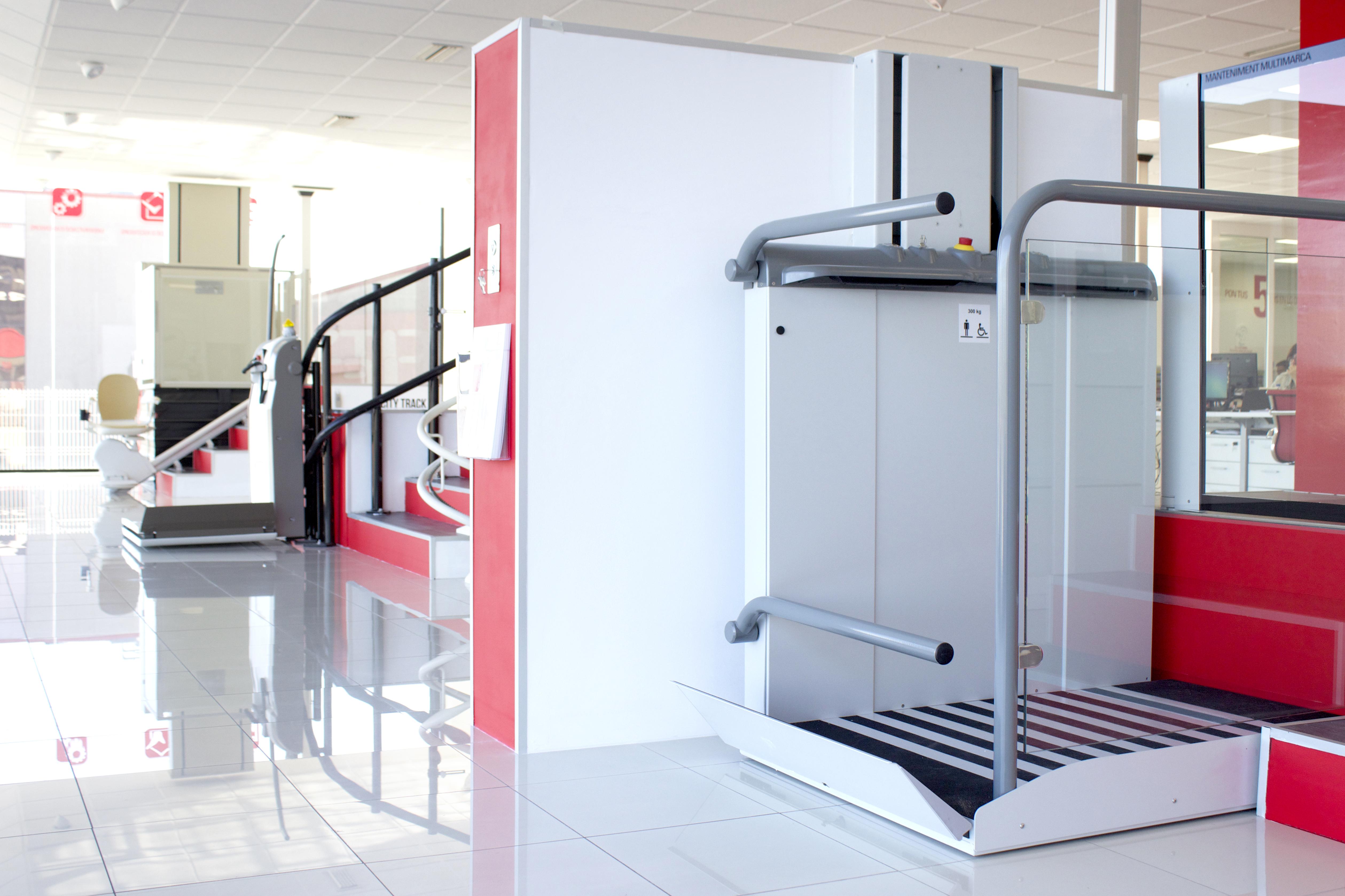showroom accesibilidad