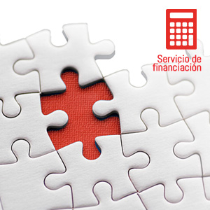 Servicio de financiación