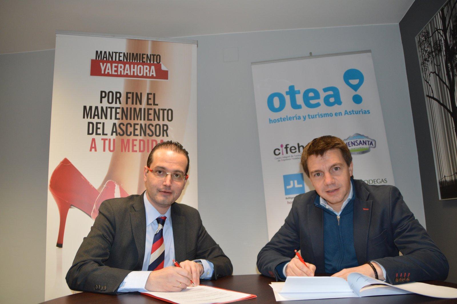 Convenio Citylift Otea Asturias