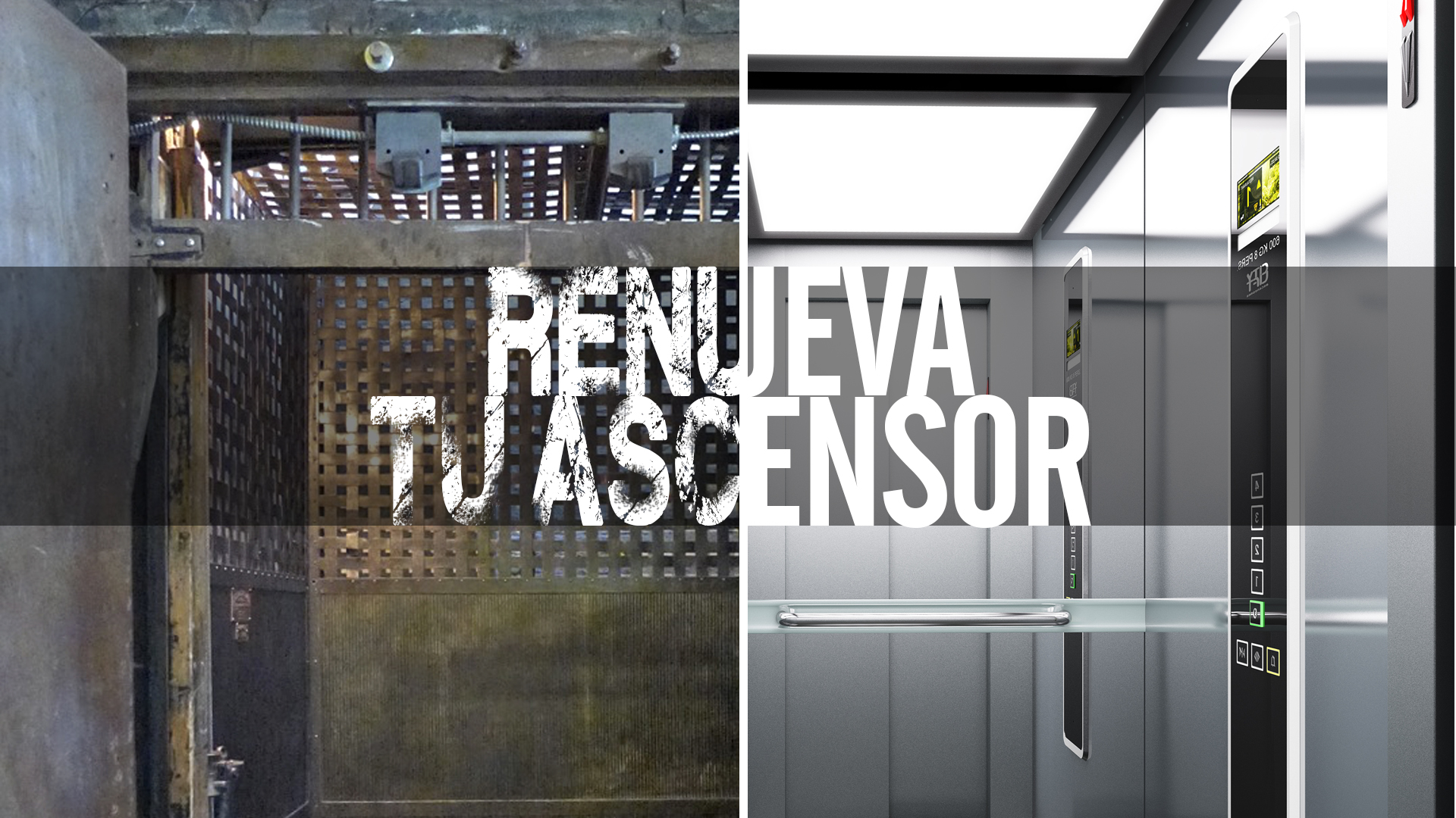 renueva tu ascensor