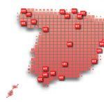mapa franquicias citylift
