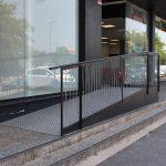 Las rampas también son una solución a las barreras arquitectónicas